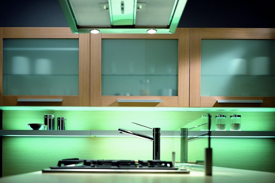 The kitchen of the future, with a hi-tech heart | Ciesse Cucine